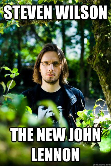 Steven Wilson The new John Lennon