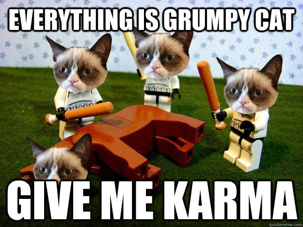 no grumpy cat quickmeme - 625×468