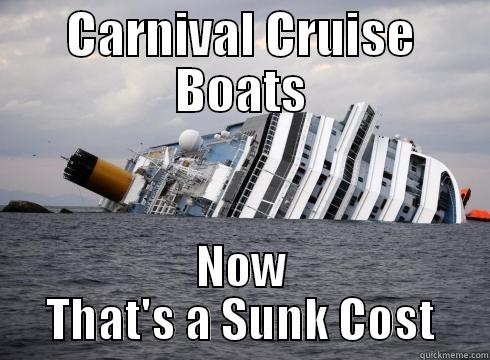 Sunk Costs Quickmeme