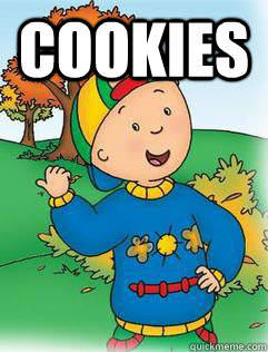 Cookies   Swag Like Caillou