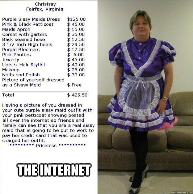 Free sissy maid stories