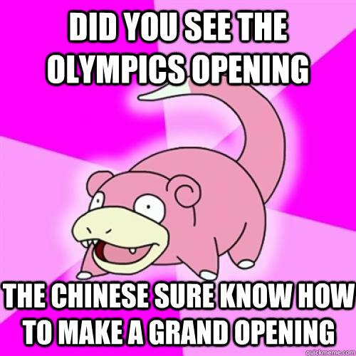 did china make money olympics