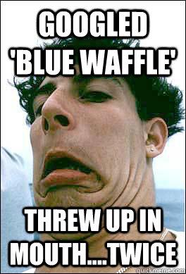 recipe: blue waffles meme [9]