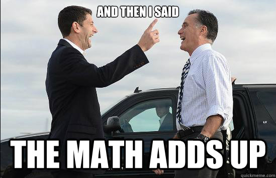 And then I Said  THE MATH ADDS UP - And then I Said  THE MATH ADDS UP  Misc