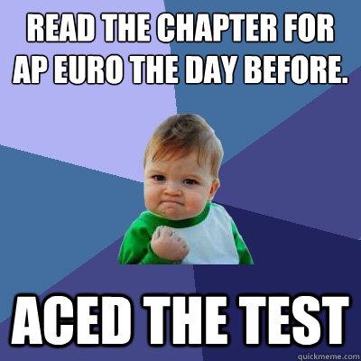 Ap euro memes