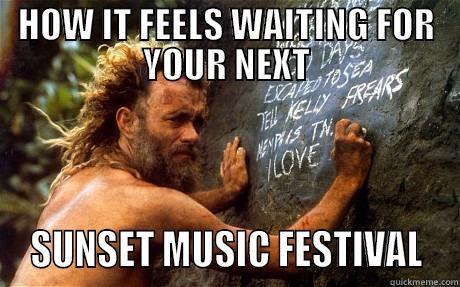 f2df4fbfaf2d3ba6e003a915ee64579c6a4e84955f84f6d3b04eceeb6e022a23 cast away tom at sunset music festival quickmeme