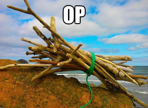 OP  - OP   Misc