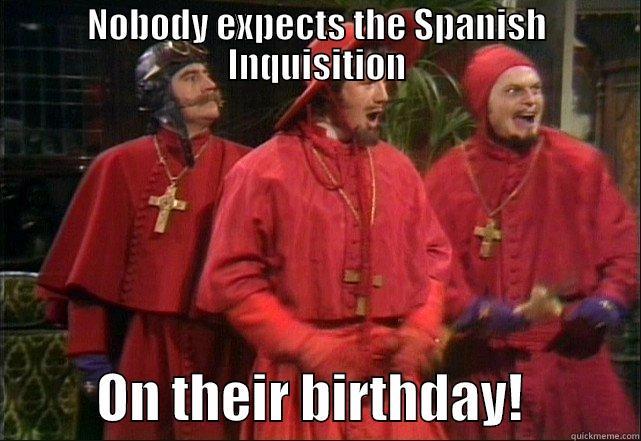 Funny Spanish Birthday Meme : Birthday spanish quickmeme