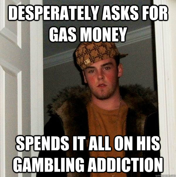 Casino Addiction Meme