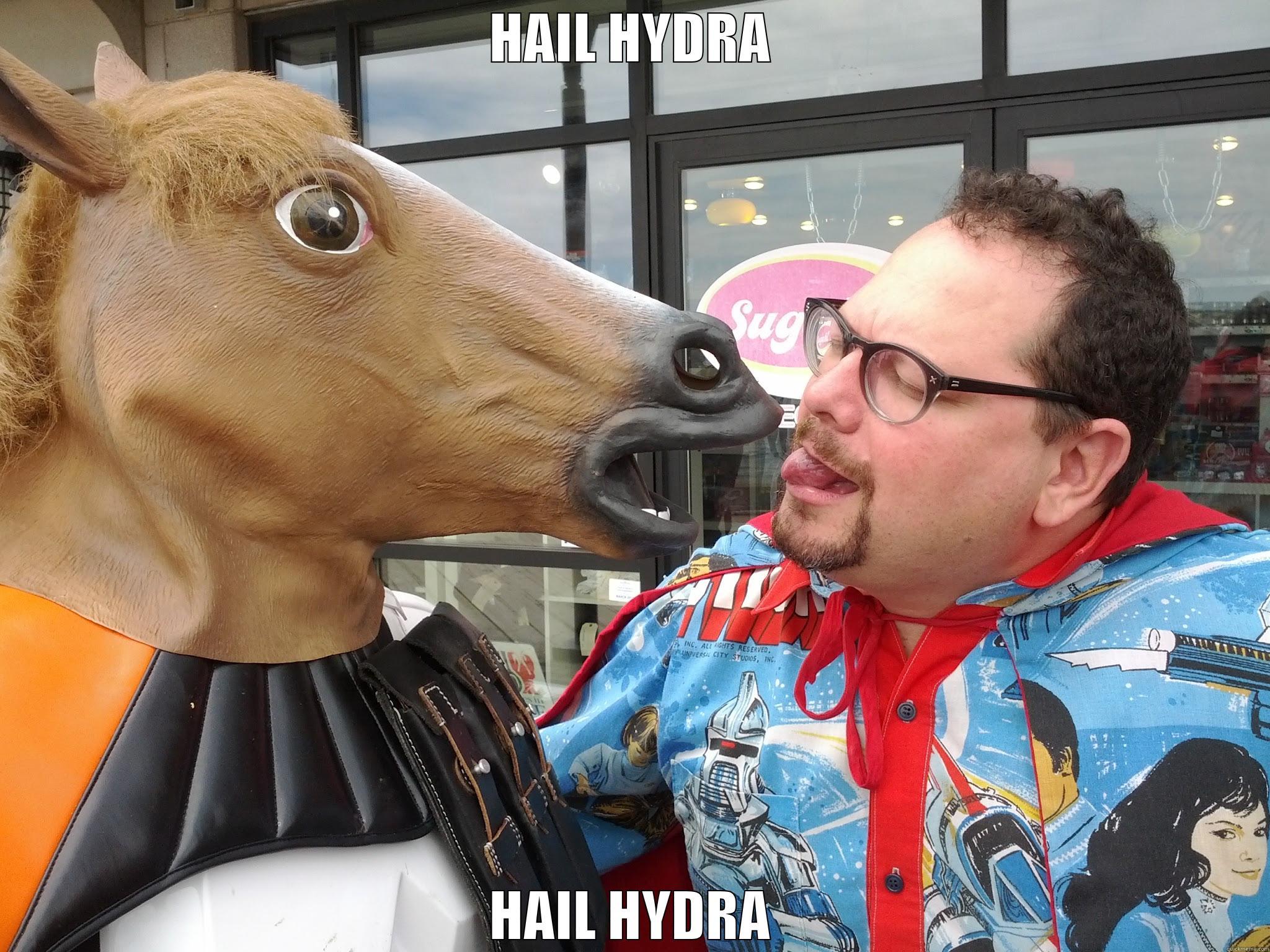 HAIL HYDRA HAIL HYDRA Misc