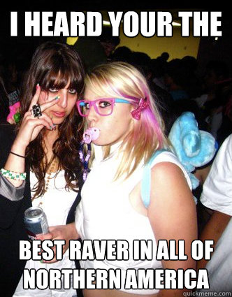 Raver dating site