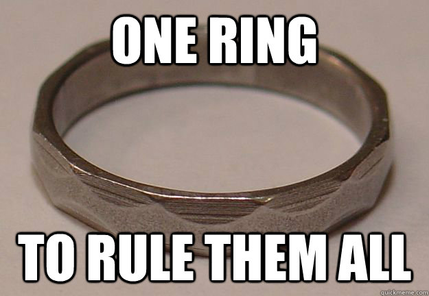 One ring to rule them all xxx pawn 5