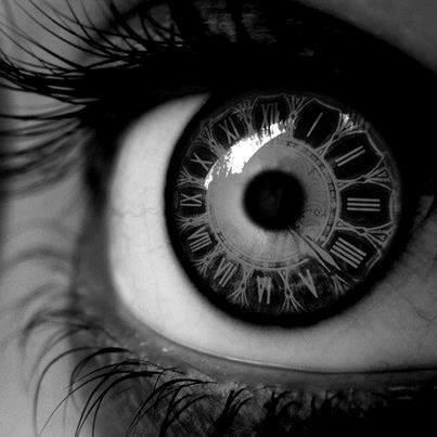 Clock contact lenses -   Misc