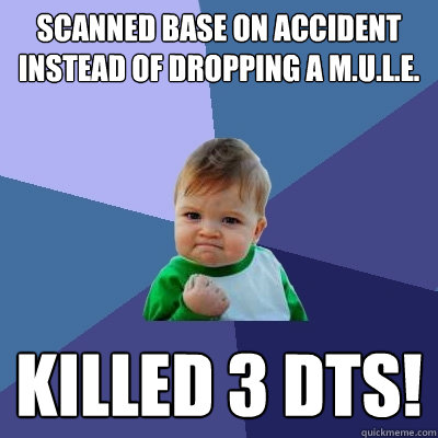 Scanned Base On Accident Instead Of Dropping A Mule Killed 3 Dts