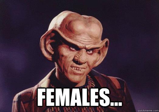 females...