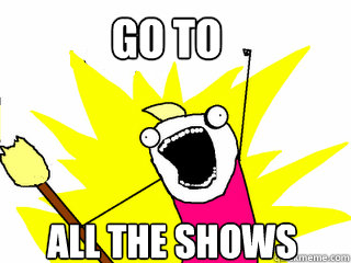 Go to All the shows - Go to All the shows  All The Things