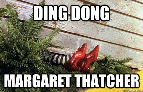 ding dong margaret thatcher - ding dong margaret thatcher  Misc