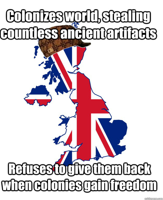 colonialism and great britain