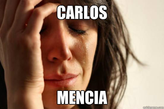 Carlos mencia - Carlos mencia  First World Problems