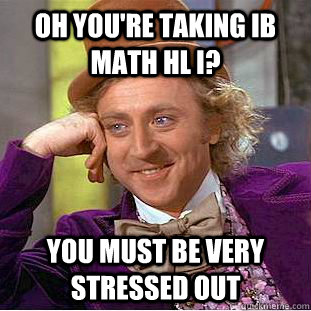 To All IB-students?