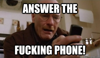 Answer the Fucking phone!  - Answer the Fucking phone!   Misc