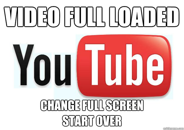 how to change full screen settings on youtube