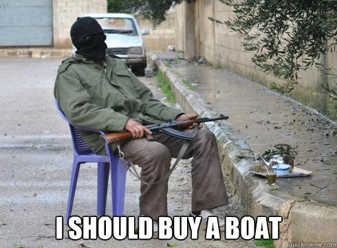 I should buy a boat  - I should buy a boat   Lazy Rebel