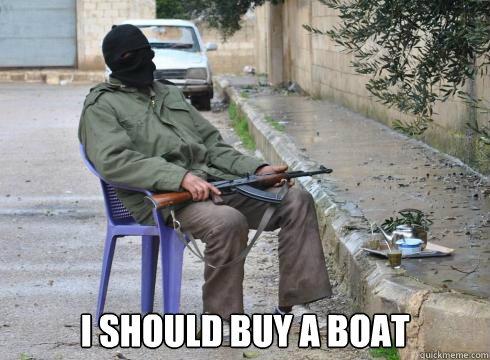 I should buy a boat  - I should buy a boat   Lazy Rebel