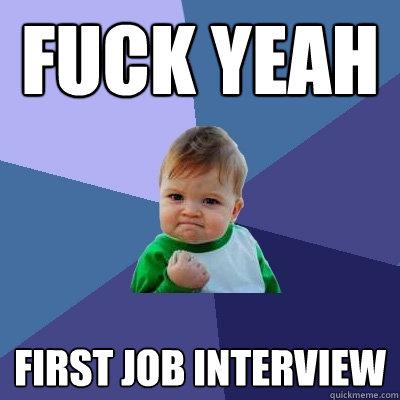 Job Interview Fuck 5
