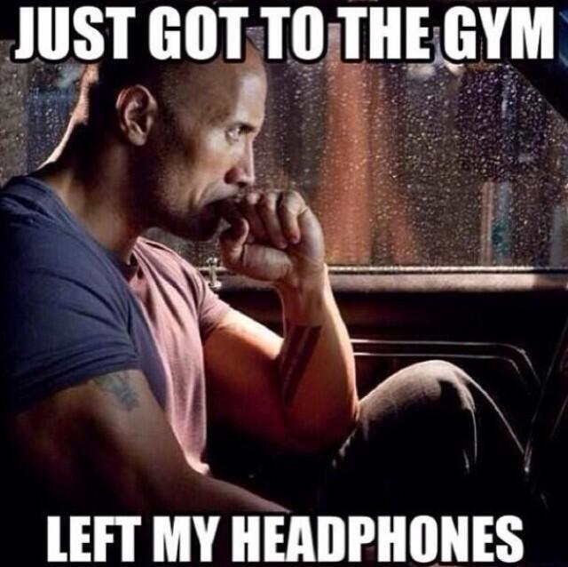 The Rock posted this to Twitter. I can relate. -   Misc