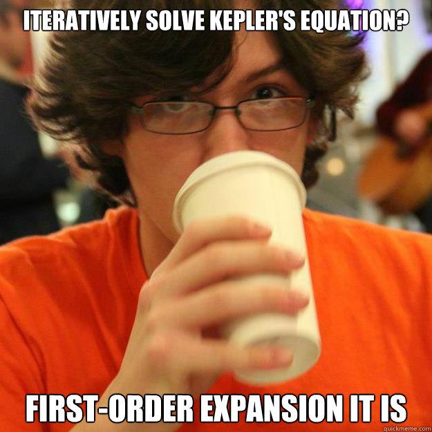 Creepy dating equation