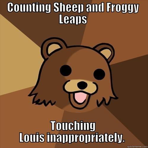 f85b4e92e6f2f6bb00719737e1181070713029fb963593c63e6e1792dc92c0f0 counting sheep and froggy leaps quickmeme