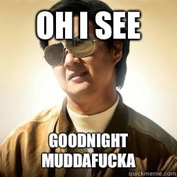 good night funny meme