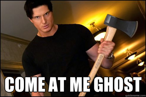 come at me ghost