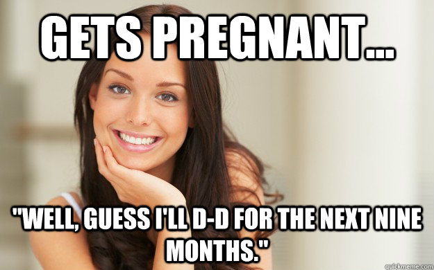 Gets Pregnant...