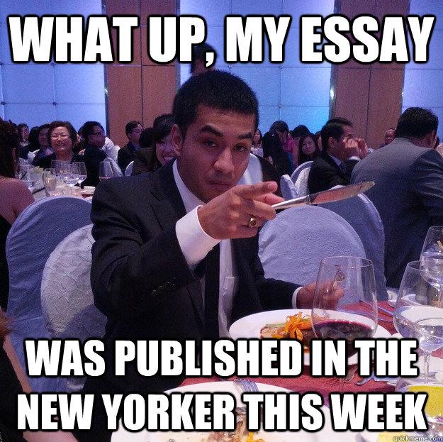 Mexican essay joke