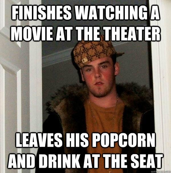 Funny Meme Eating Popcorn : Image gallery movie theater popcorn meme