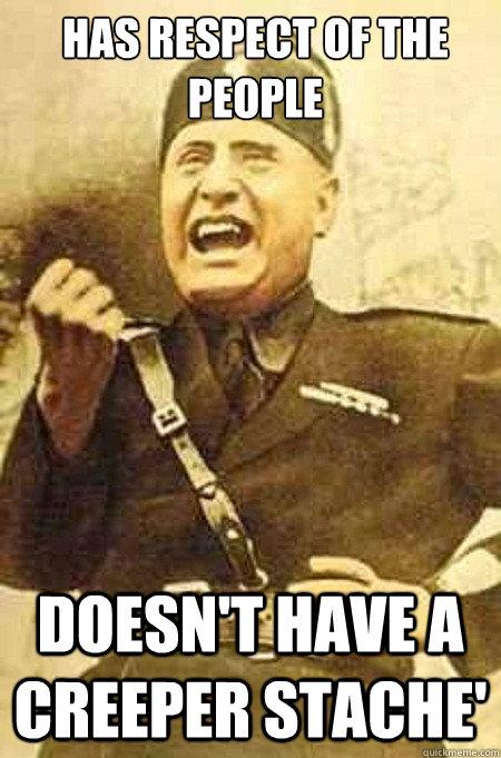 Mussolini   Meme Generator