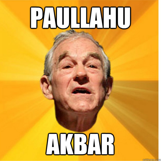 Paullahu  Akbar  SO BRAVE