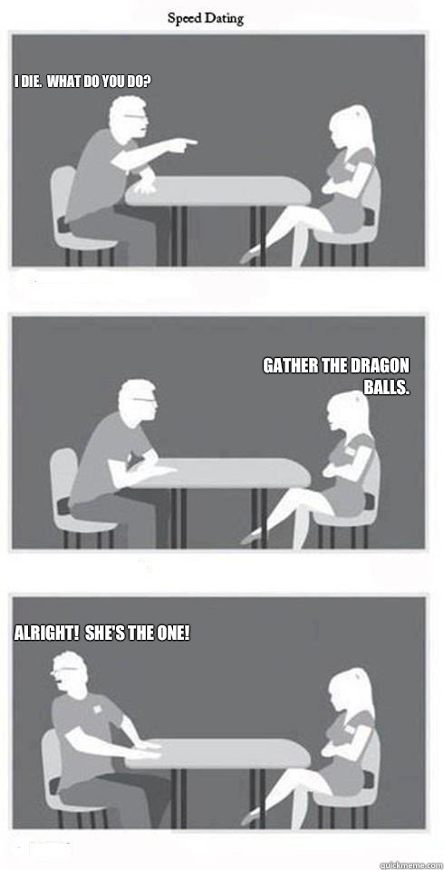 One And Only Anyone Speed Dating