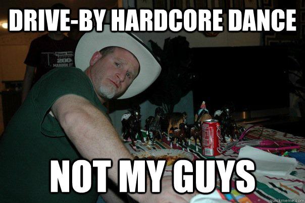 Anti Hardcore Dancing 117