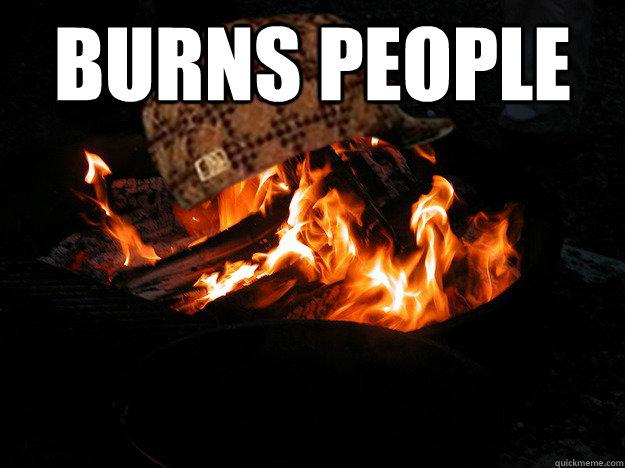 Burns People
