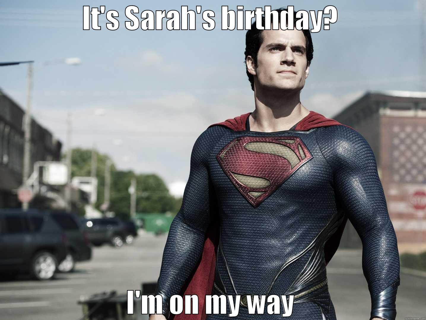 fb366efbdadc6b2ac6e407c6856ced46731a025a7cb9d234ddd04ac8019ca3e4 sarah birthday meme quickmeme,Sarah Meme