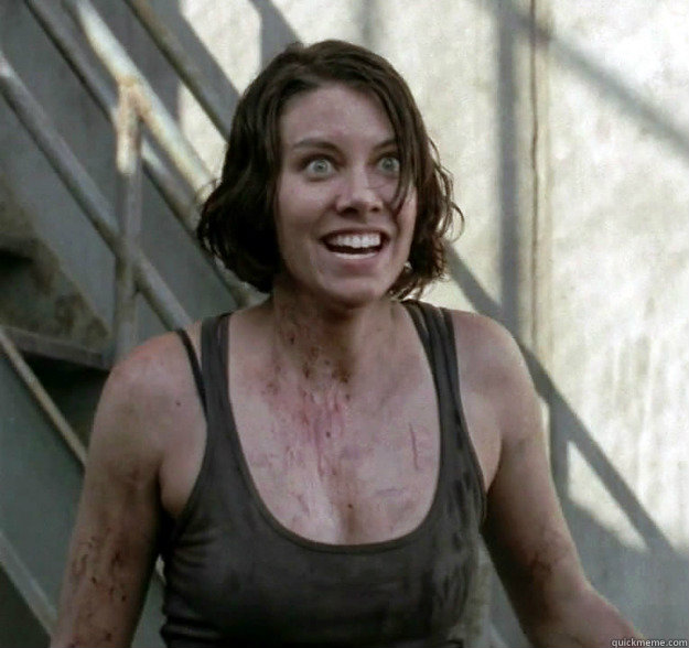 -    Overly Attatched Maggie Greene