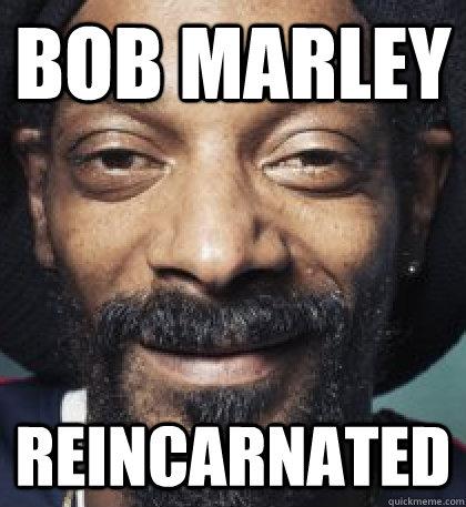 BOB MARLEY REINCARNATED