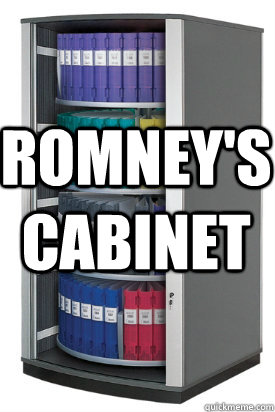 romney's cabinet - romney's cabinet  Misc