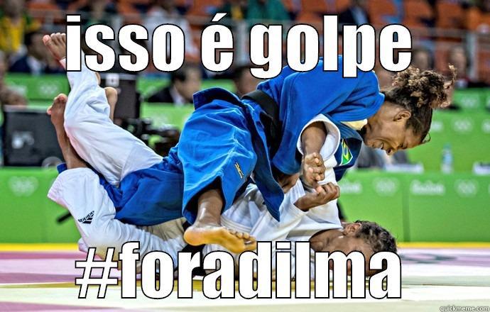 ISSO É GOLPE #FORADILMA Misc