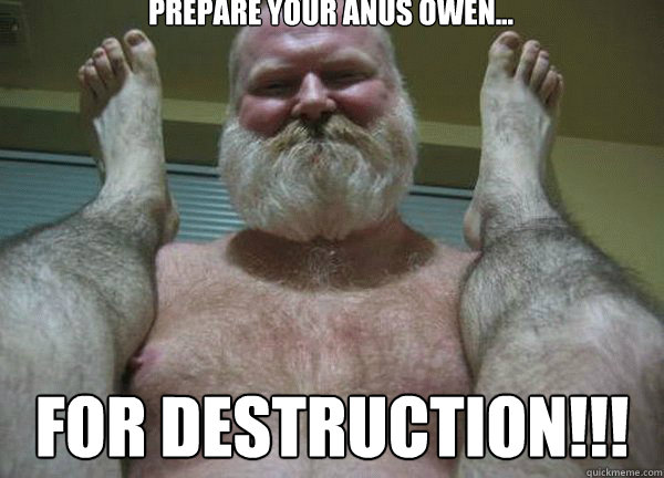 Cum by using your anus