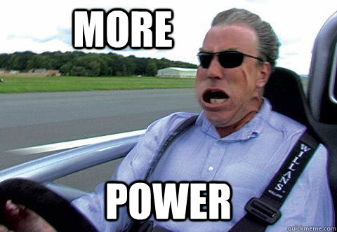 MOre Power - MOre Power  Jeremy Clarkson