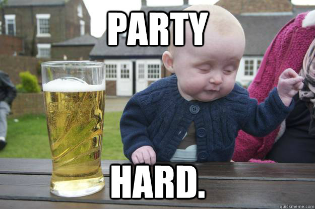 Party Hard. - Party Hard.  Misc